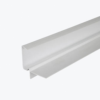 Continuous Dry Verge R Profile White